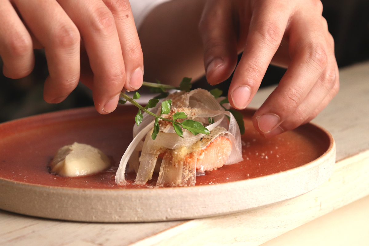 Bistro cuisine evolves with Japanese ingredients